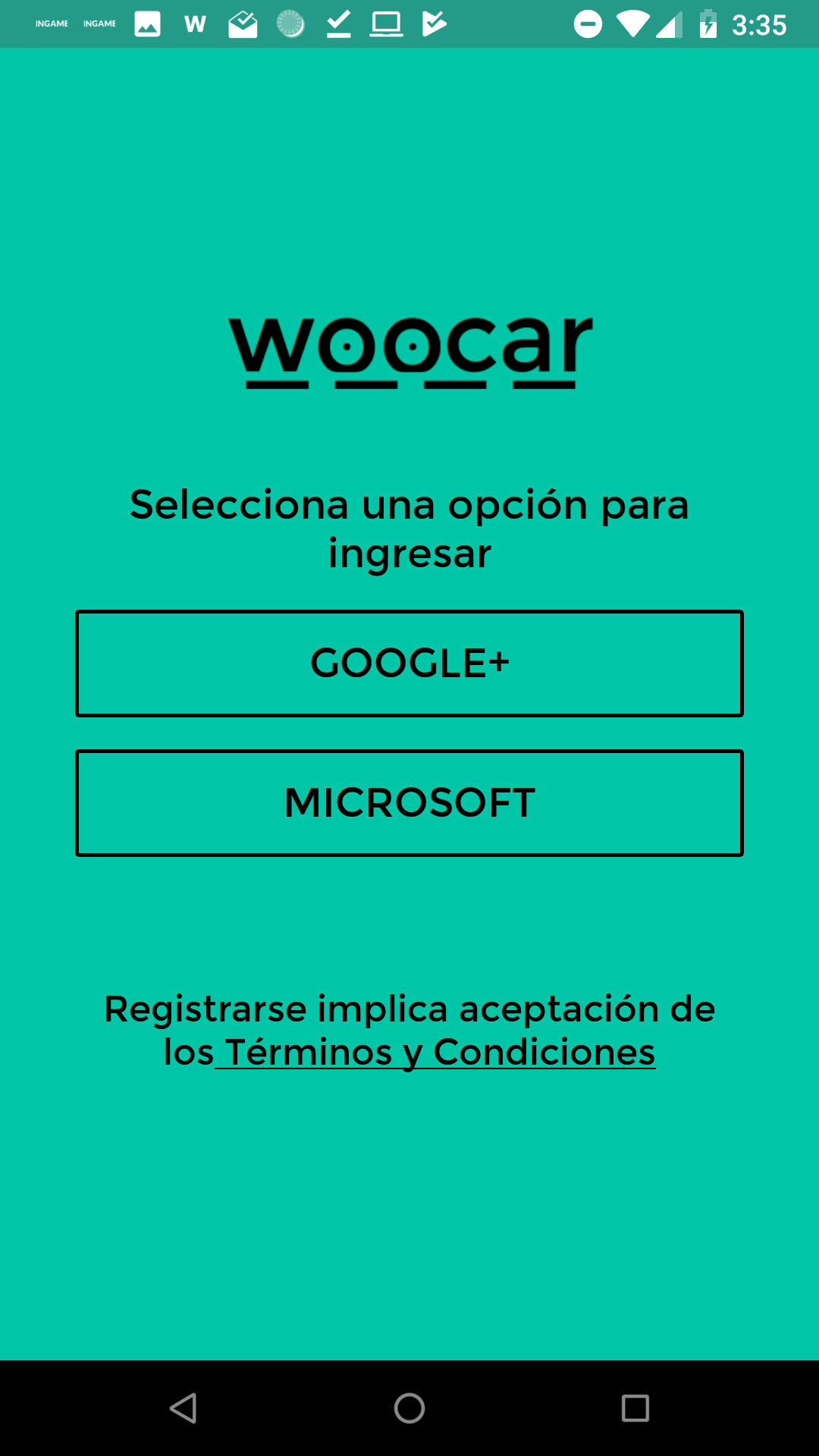 woocar android